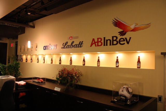 The Stella Artois 9-Step Pouring Ritual at The Labatt Beer
