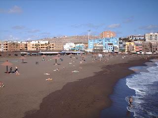 Ukjente strandperler på Gran Canaria