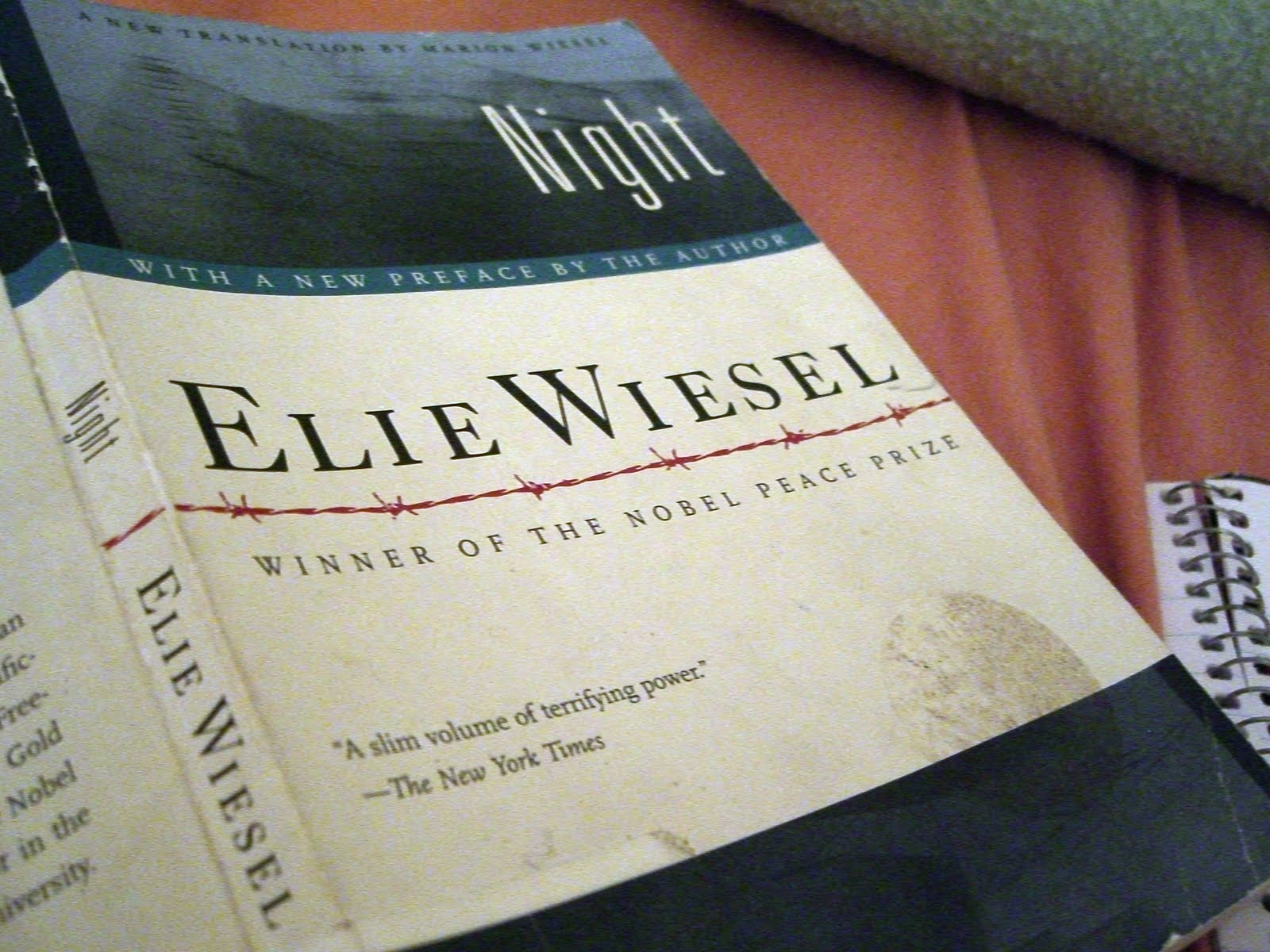 Elie Wiesel Night Quotes With Page Numbers Quotesgram