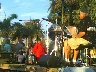 Elm Street Band entertaining crowds in Seal Beach
