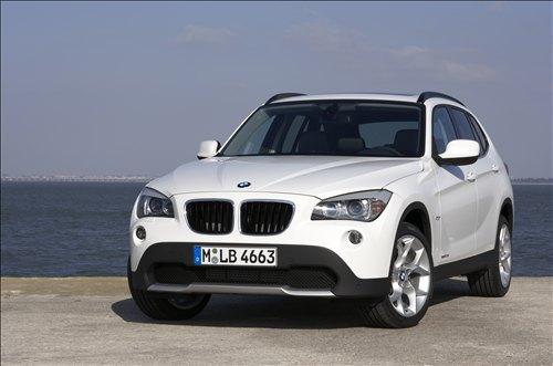 BMWx1 view