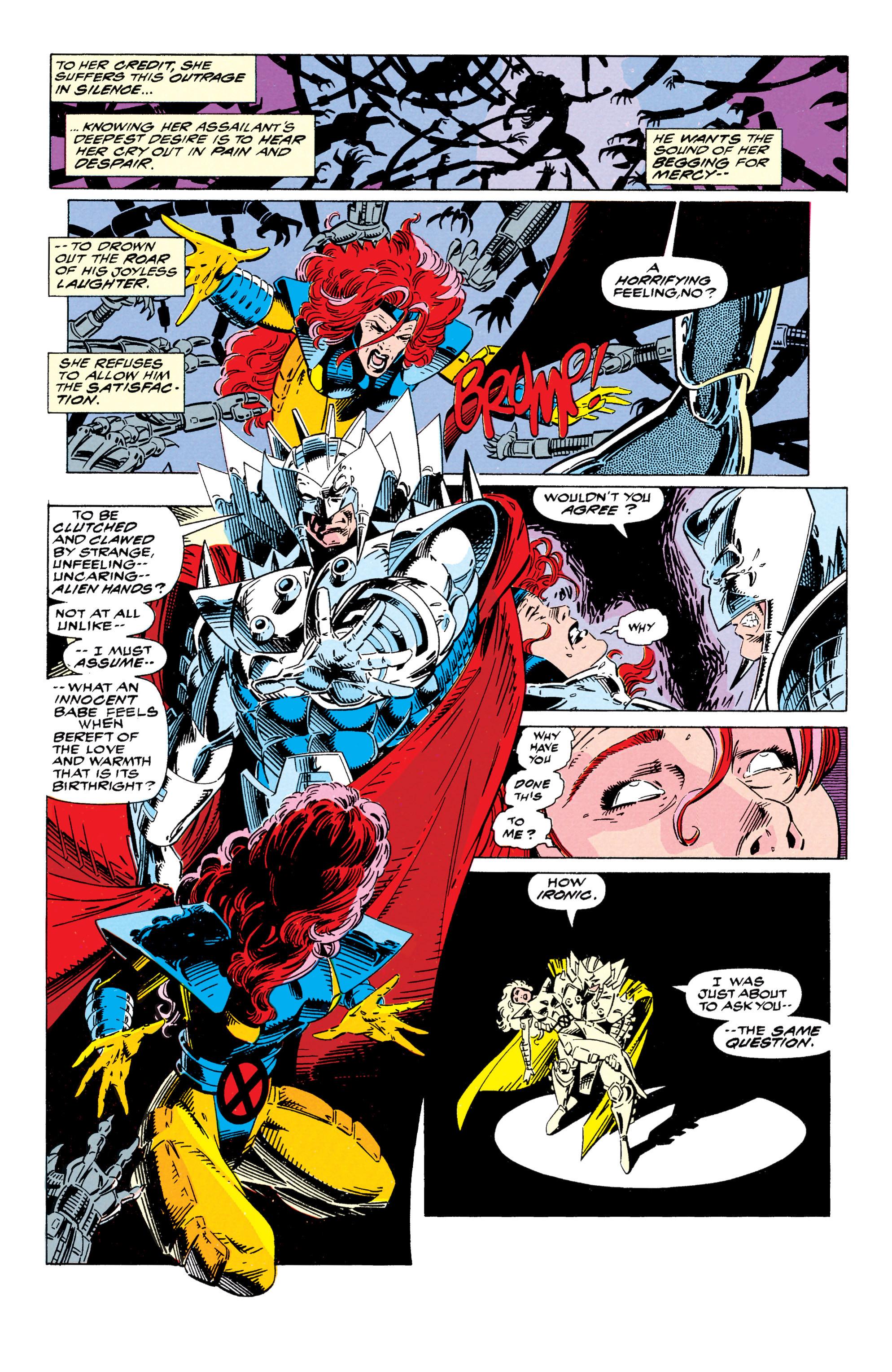 Read online Uncanny X-Men (1963) comic -  Issue #295 - 12