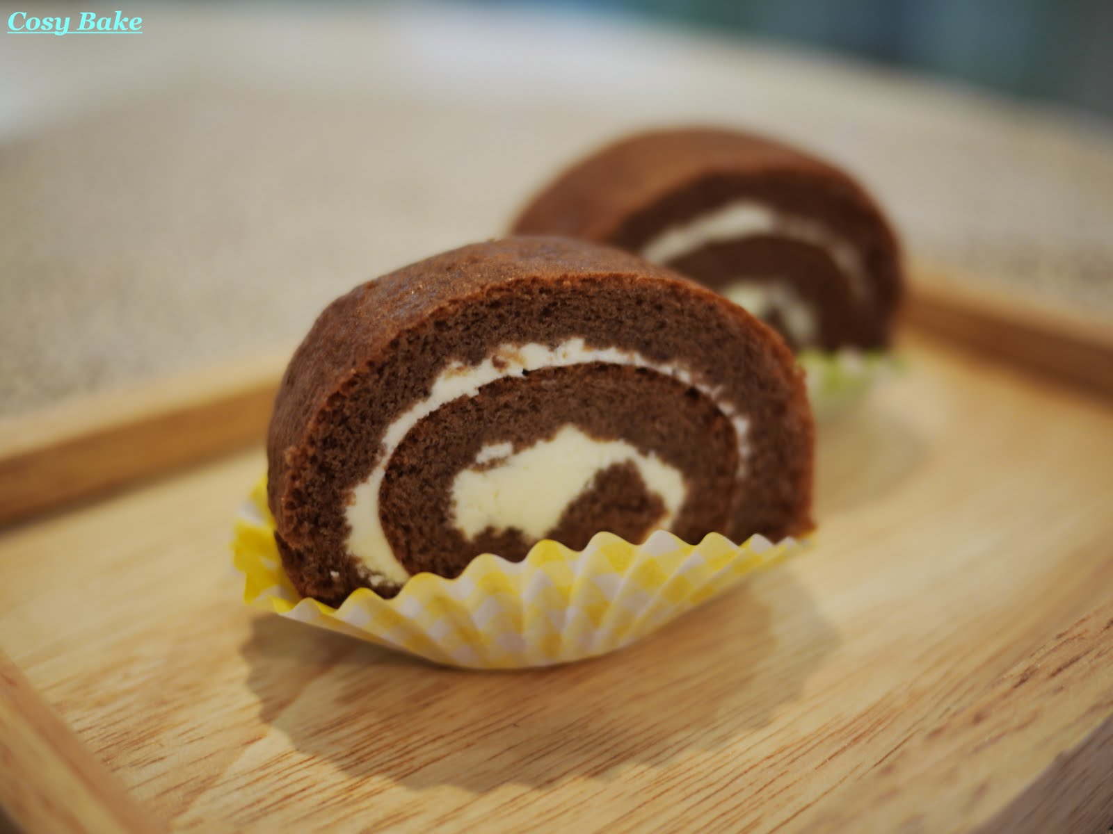 Chocolate Rolls For Cake Decorating