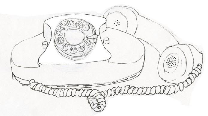 100+ Old Telephone Drawings Tumblr – yasminroohi