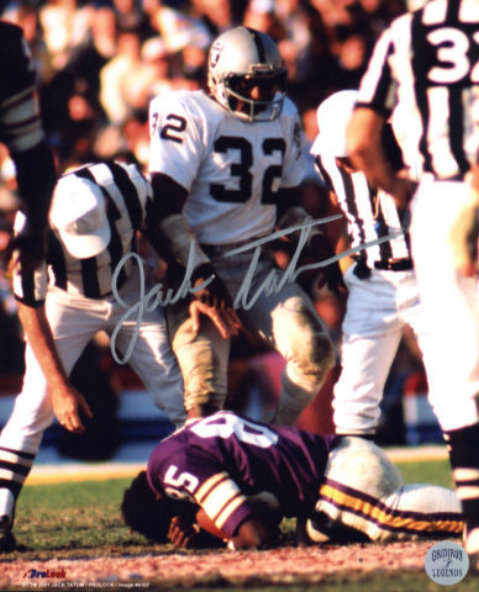 Silver And Black Forever: R.I.P. Jack Tatum