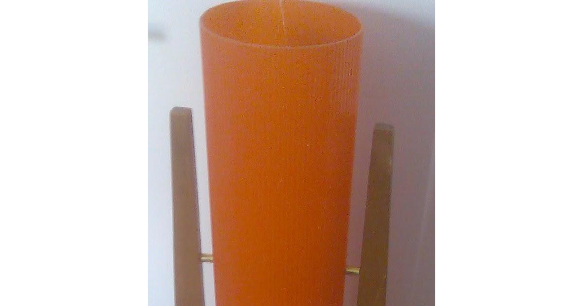 Retro Rummage 50s Rocket Lamp