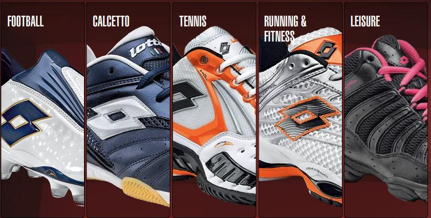 777151bb Lotto Sport Italia was founded in June 1973 and made its debut among big sports  footwear manufacturers. They produce tennis shoes, basketball shoes, ...