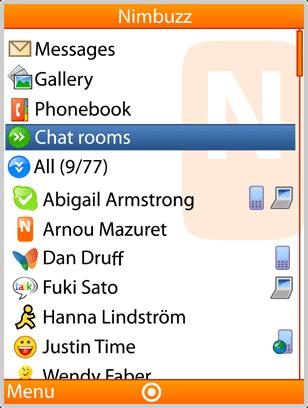 Nokia app download for fring