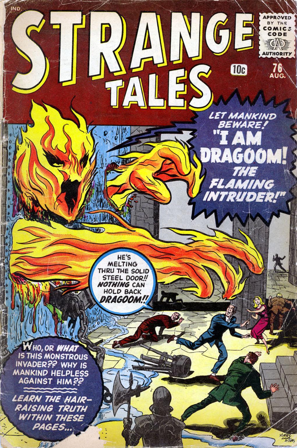 Strange Tales (1951) 76 Page 1