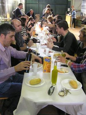 """>Más sobre los bloggers """"Virgen Extra de Jaén 2.0."""""""