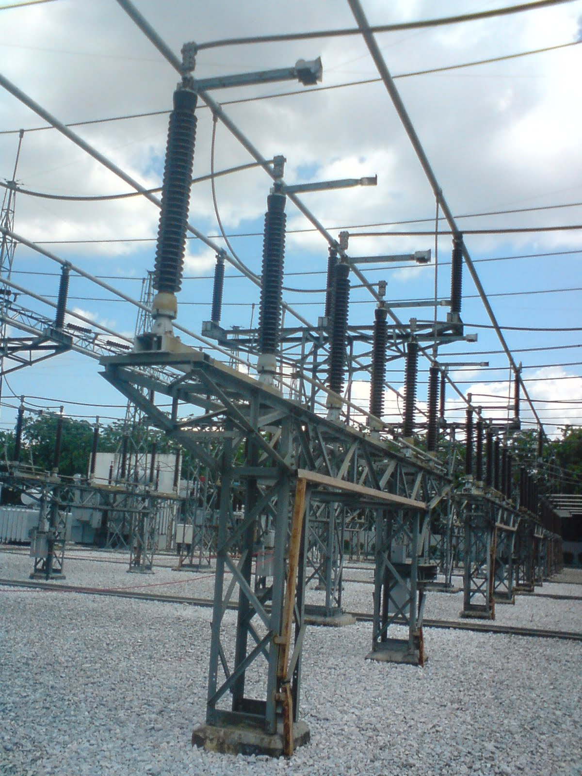 Industrial Training  DzarAbdullah My Days in Substation