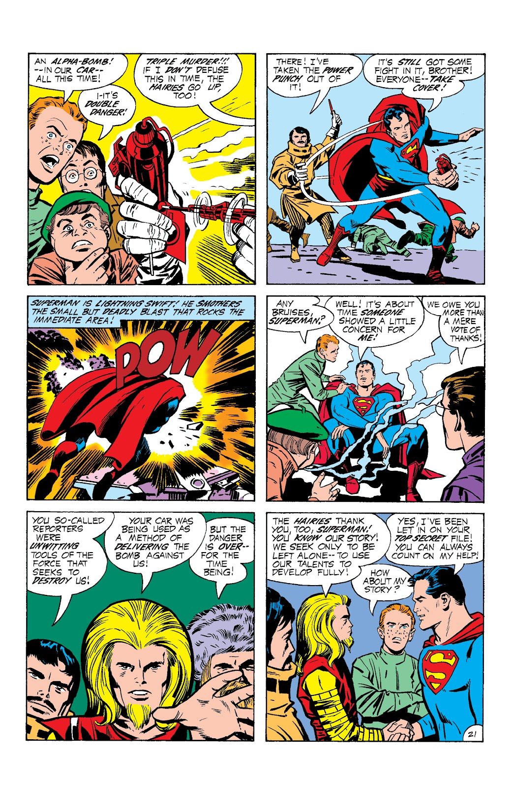 Read online Superman's Pal, Jimmy Olsen by Jack Kirby comic -  Issue # TPB (Part 1) - 52