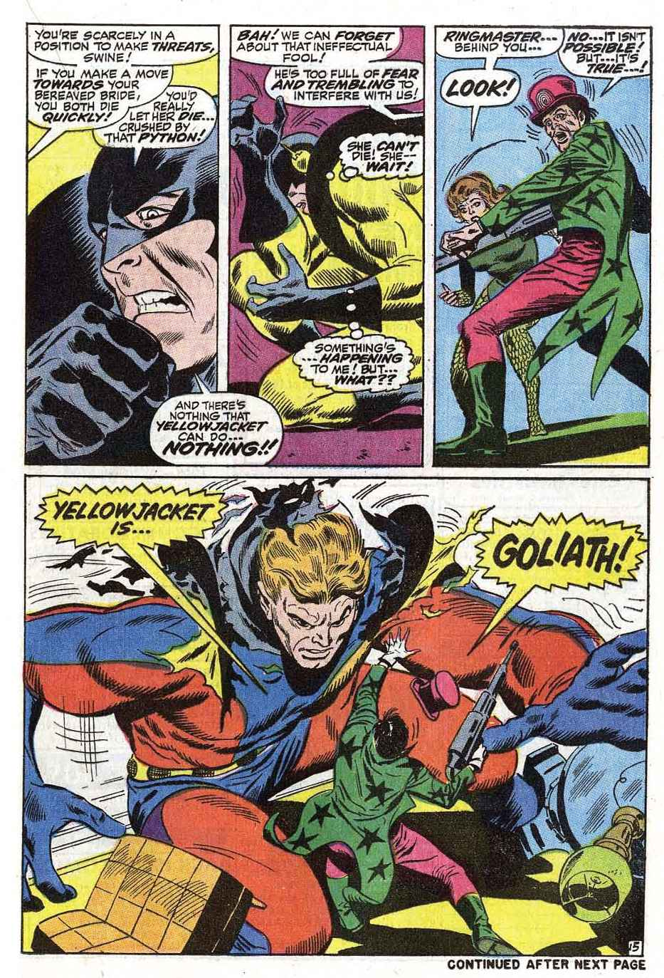 The Avengers (1963) 60 Page 20