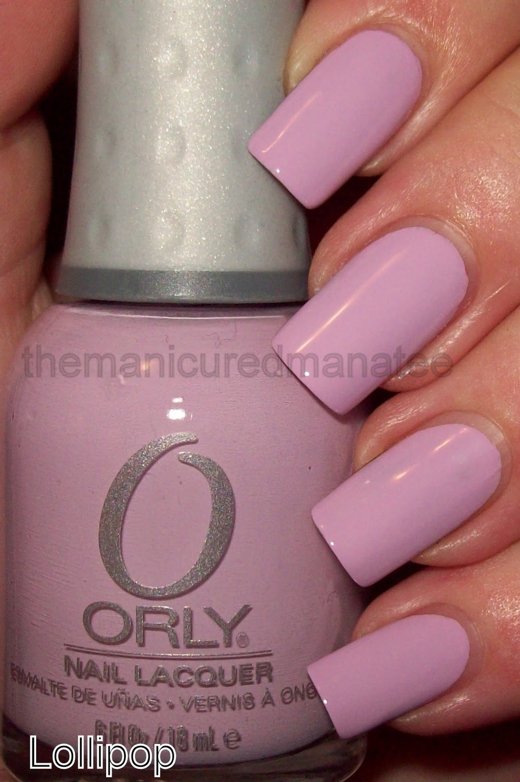The Manicured Manatee: Orly sweet