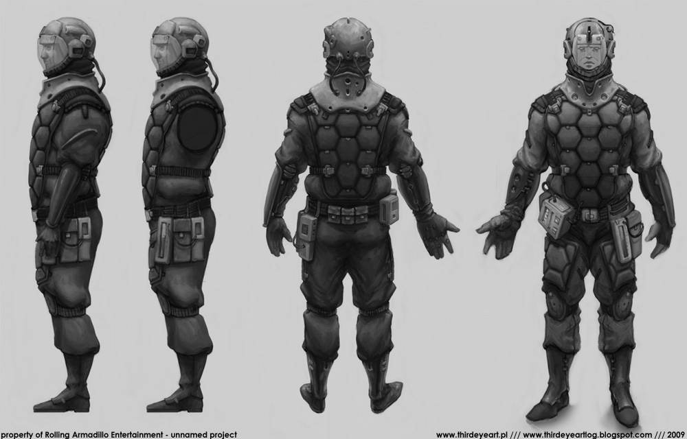 new space suit concept - photo #7