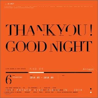 Hot Potato Live Album In 2010: Thank You! Good Night