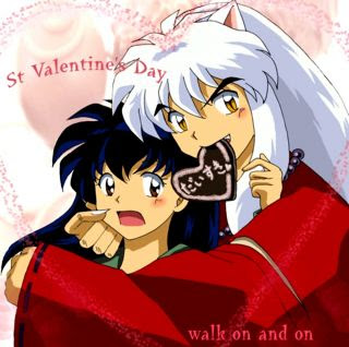 Inuyasha And Kagome Valentine S Day