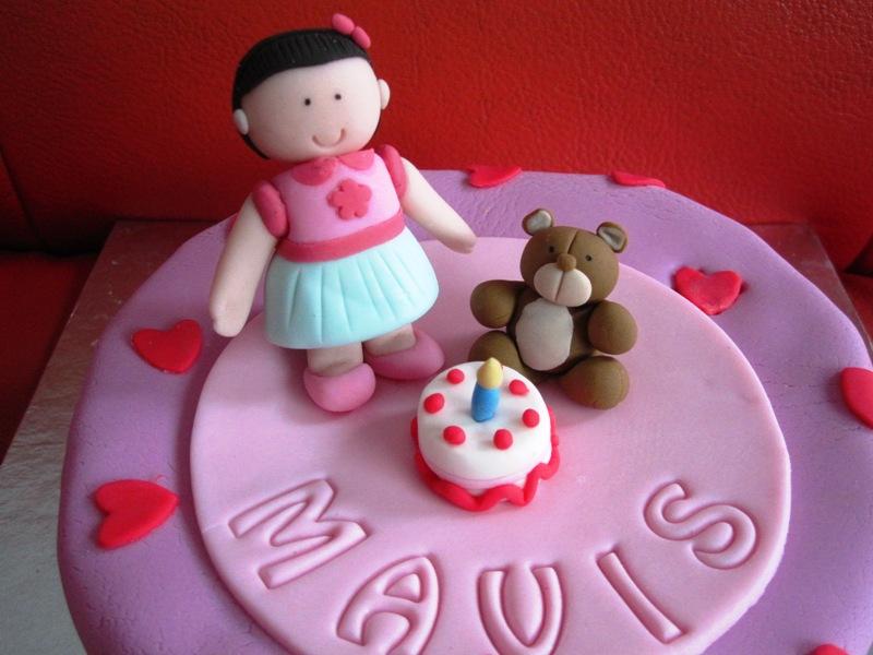Cup Cakez Happy Birthday Mavis
