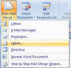 Print Avery Labels from CRM – Sage CRM – Tips, Tricks and