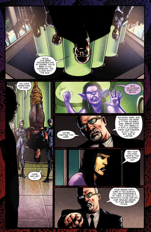 Read online Ballistic (2013) comic -  Issue #5 - 20
