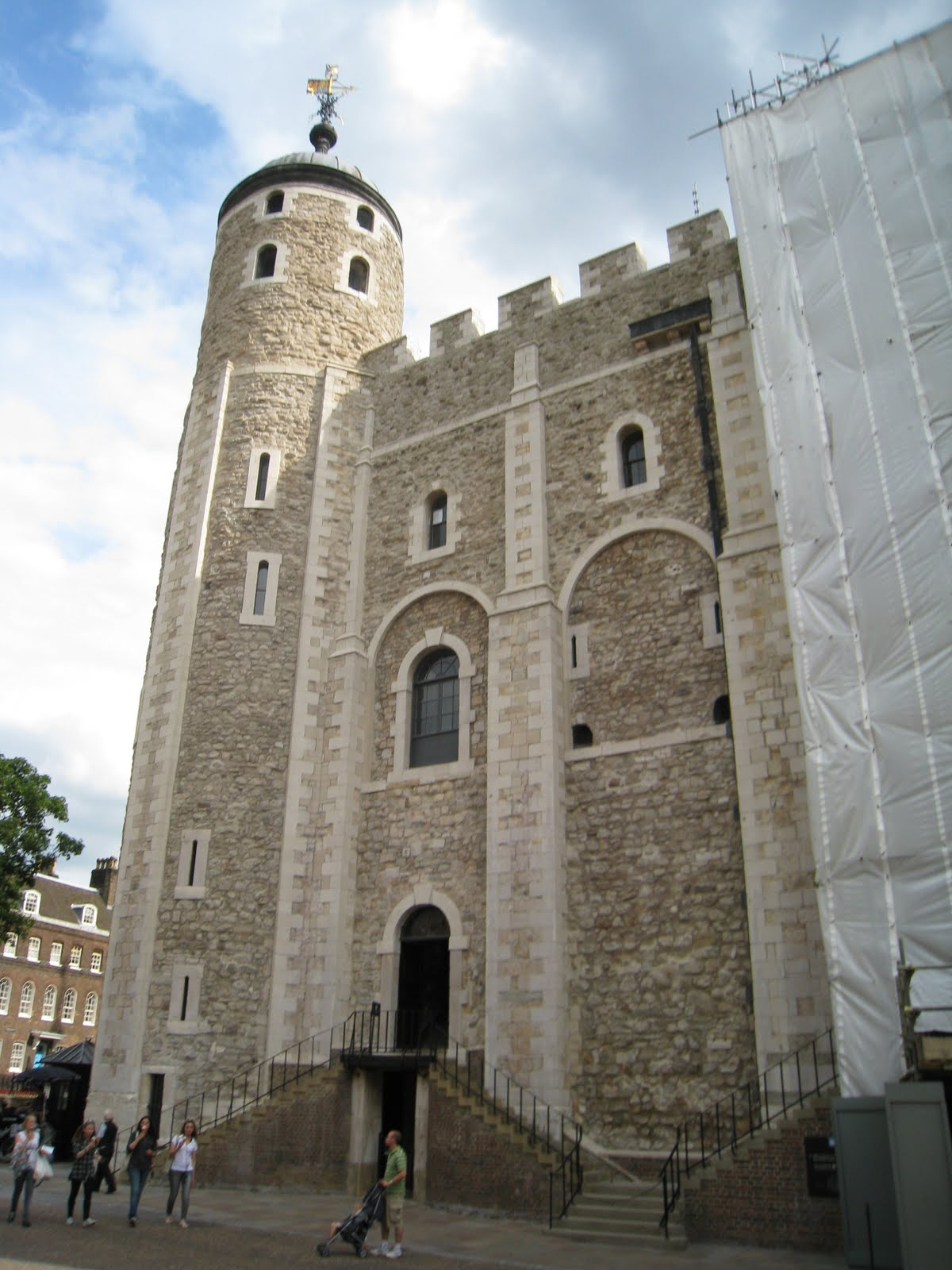 Make it count: Day #102 - London, England (Tower of London