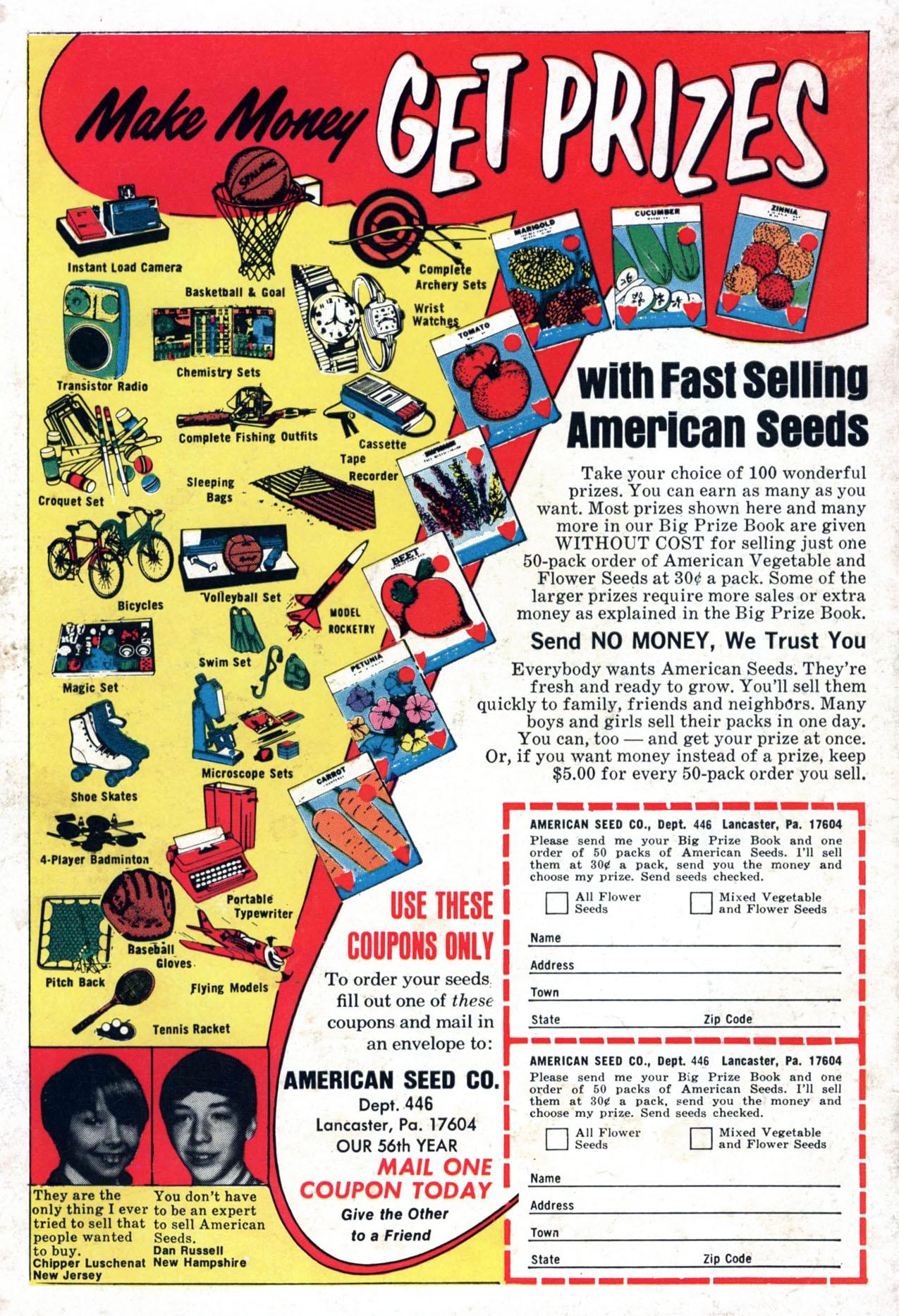 Read online Amazing Adventures (1970) comic -  Issue #24 - 34
