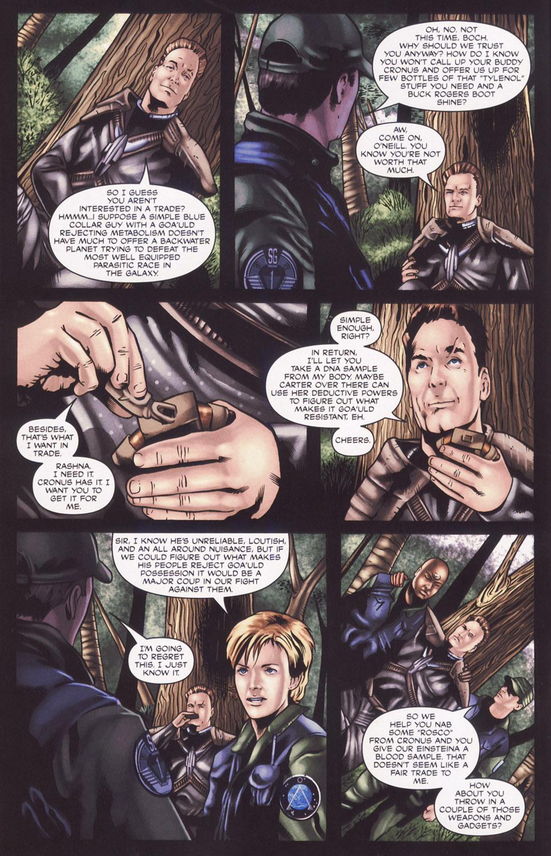 Read online Stargate SG-1: Aris Boch comic -  Issue # Full - 6
