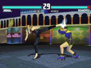 7132-tekken3 Namco quer levar games como Soulcalibur e Tekken para o iPhone