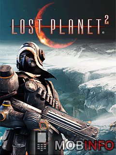 splash1 Imagens: Lost Planet 2 by Capcom Mobile / Gameloft (Java)