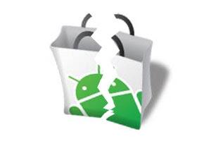 broken_android_market Produtoras de jogos andam insatisfeitas com o Android
