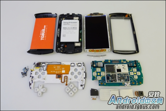 psphone_kotakubr2 Veja o Playstation Phone (Xperia Play) por dentro