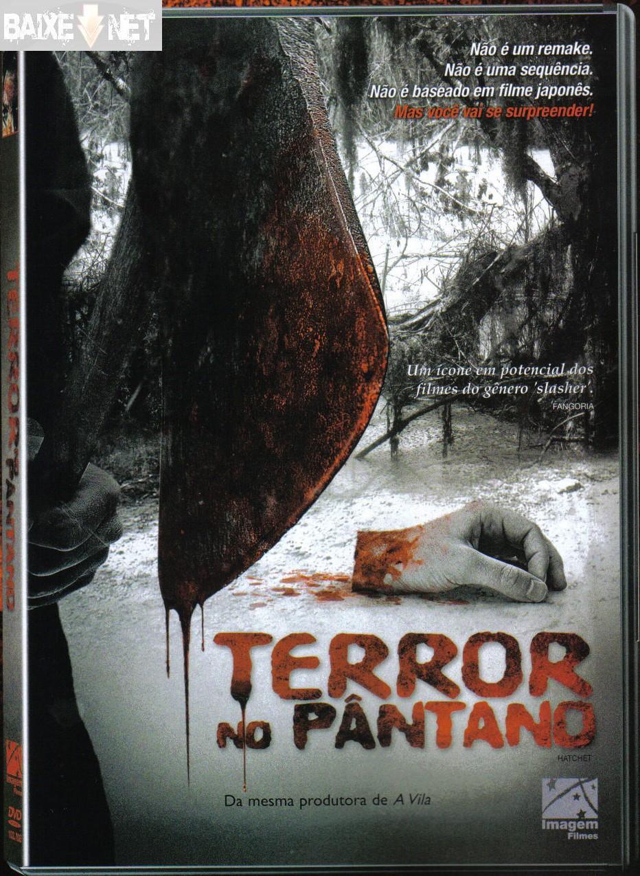 Baixar Filme Terror No Pantano - Dublado
