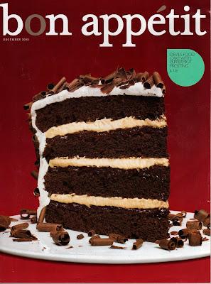 Bon Apptempt Bon Appetits Devils Food Layer Cake with