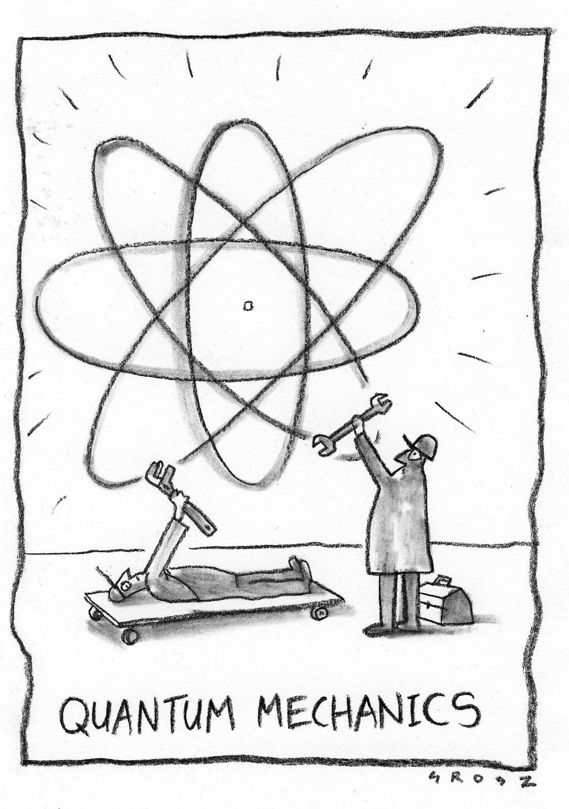 Quantum Theology Oprah S Take On Quantum Mechanics