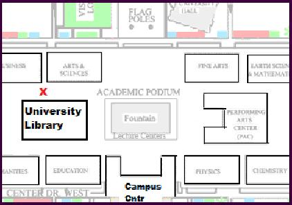 Ualbany Downtown Campus Map.Future Faculty Leadership Council At Ualbany Resources