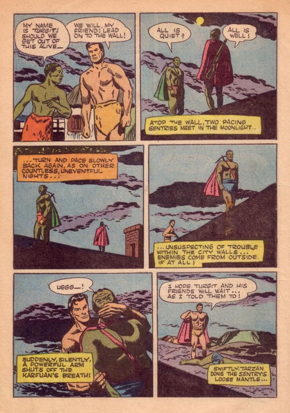 Tarzan (1948) issue 55 - Page 12