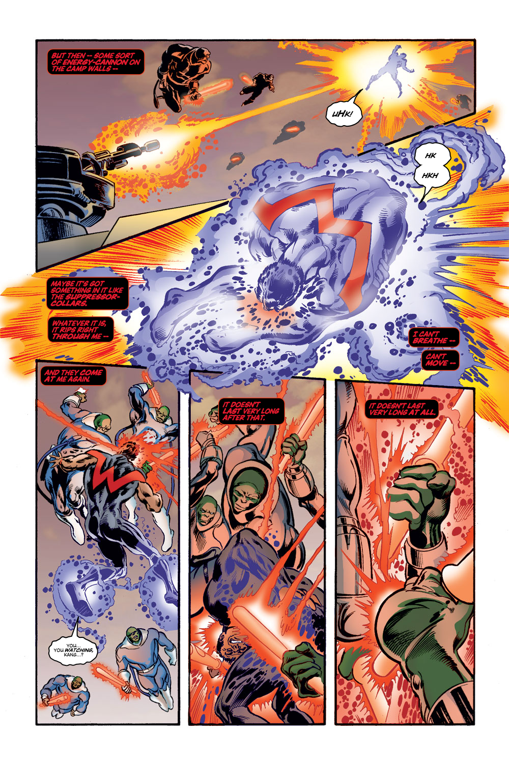 Read online Avengers (1998) comic -  Issue #51 - 18