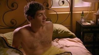 Michael Rady on Melrose Place s1e11 - Shirtless Men at groopii