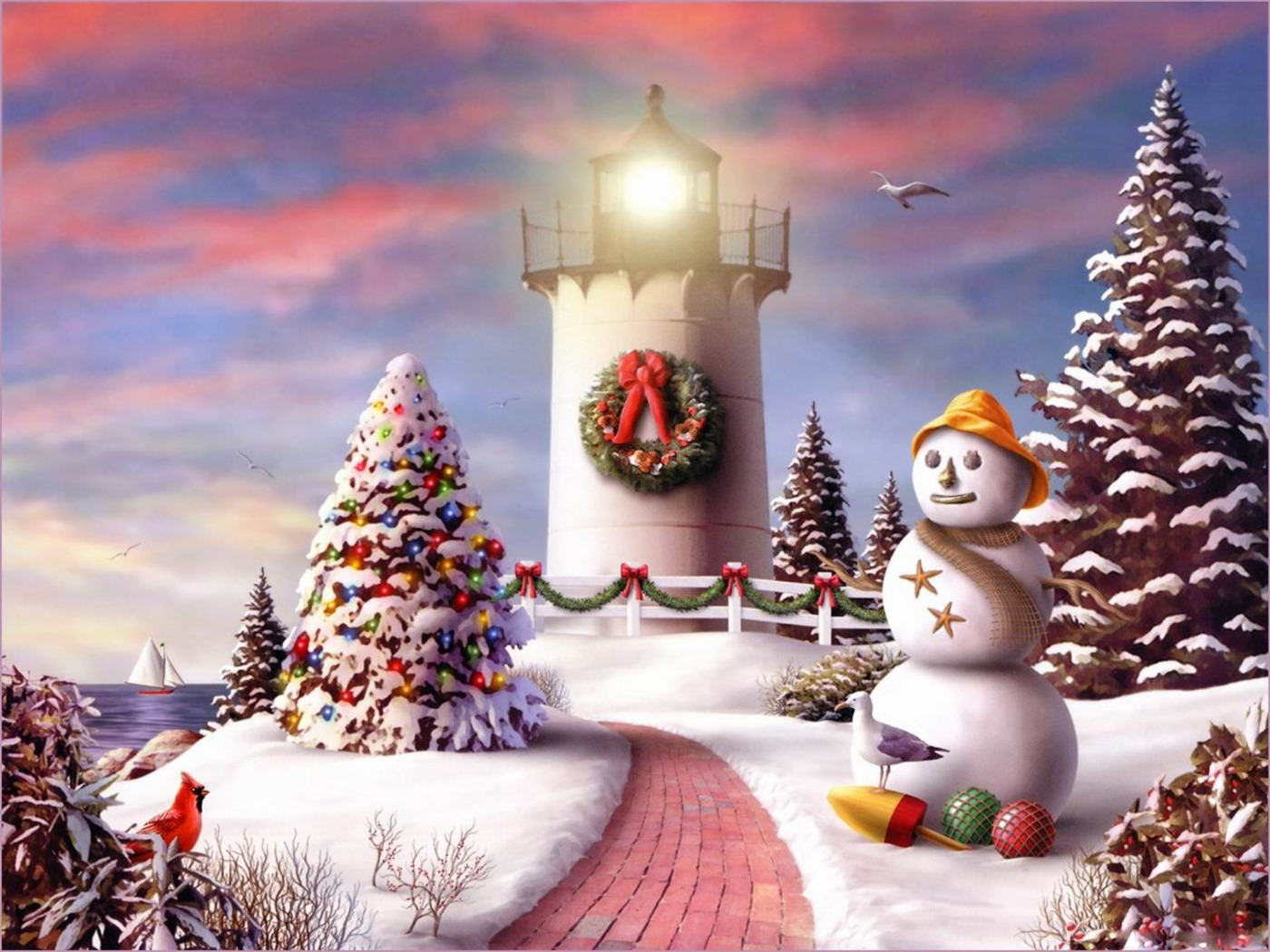 free download desktop wallpaper 2010 christmas wallpapers