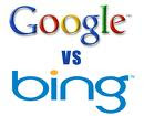 Search in Google and Bing Together (at same time)