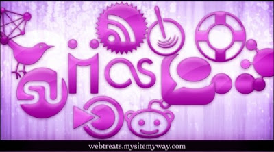 104  608x608 01 pink jelly social networking icons webtreats preview 75 Beautiful Free Social Bookmarking Icon Sets
