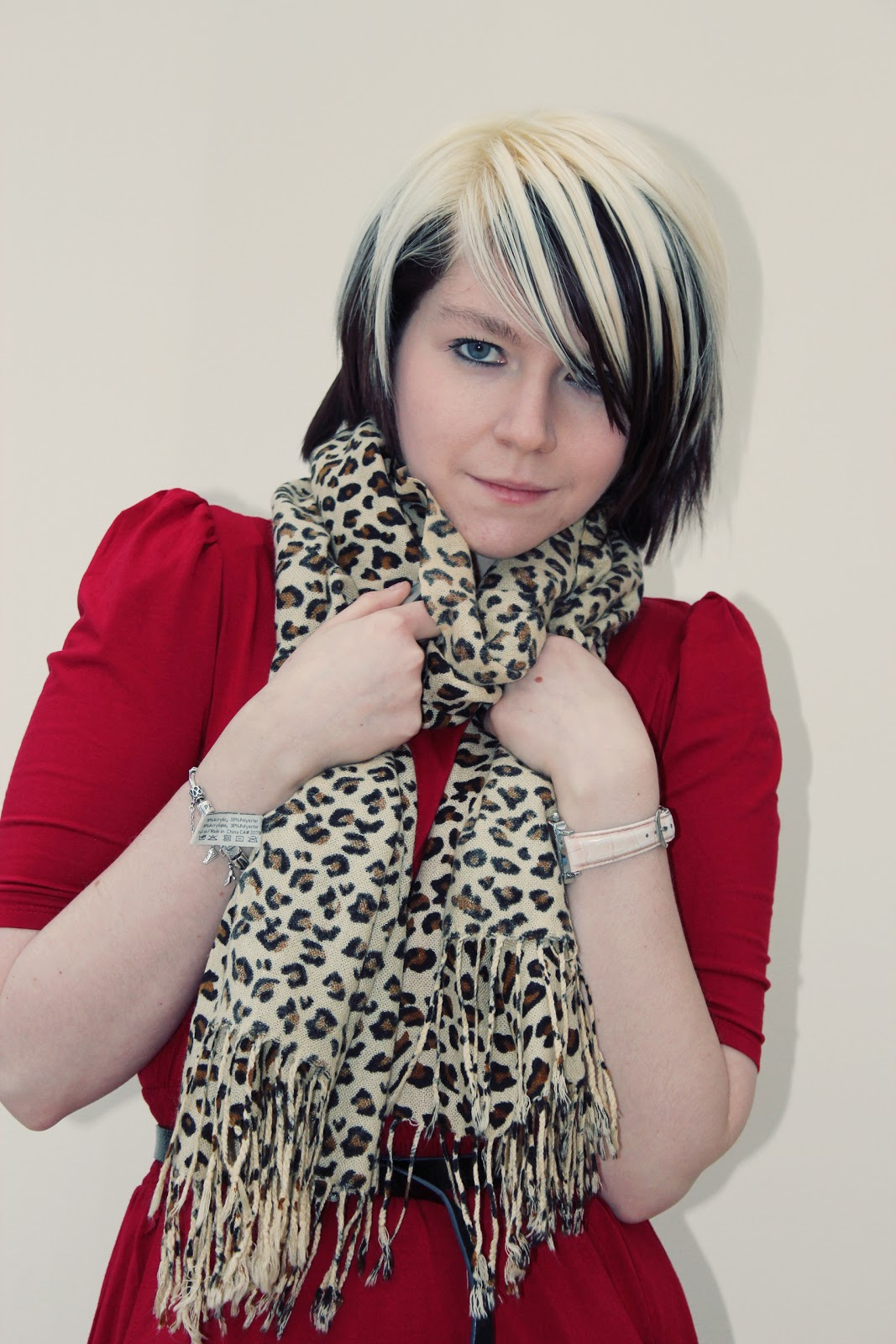 Black Hair With Blonde Underneath | myideasbedroom.com