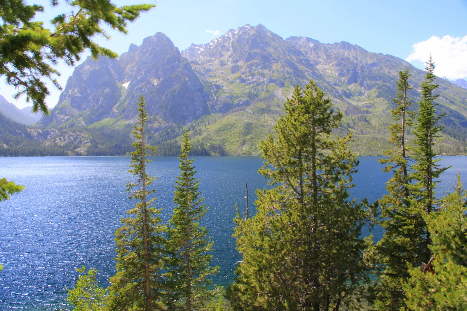 21 of America's Most Magnificent Lake Retreat Escapes ... |Jenny Lake Grand Teton National Park