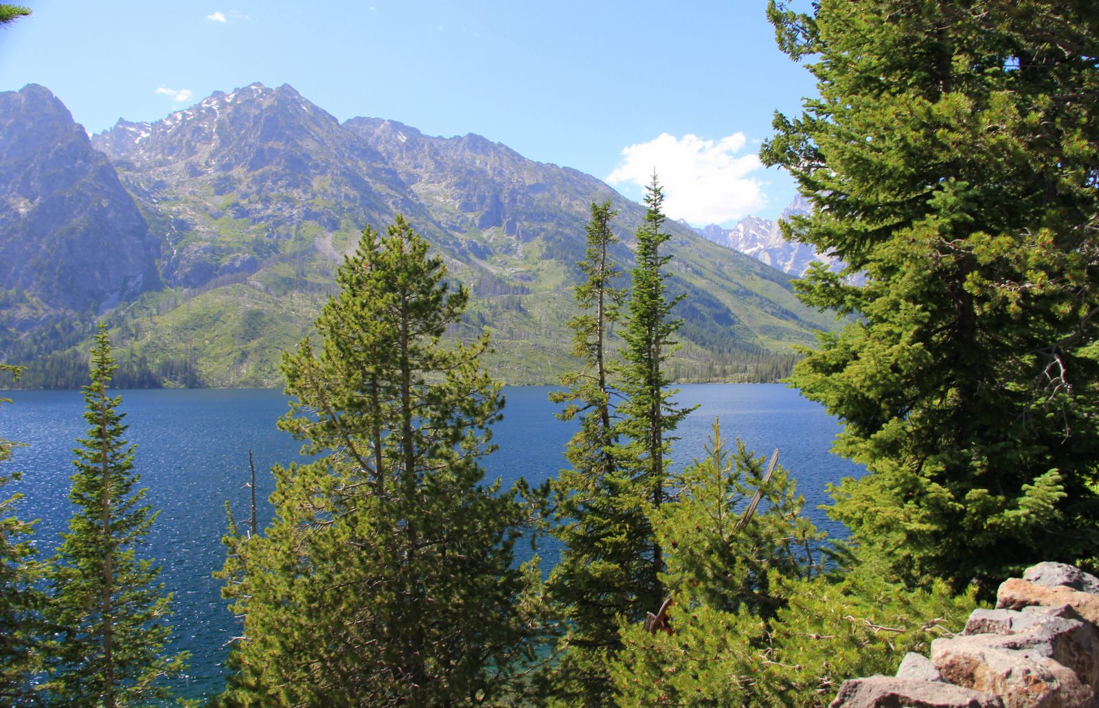 Jenny Lake - Grand Teton National Park | Jenny Lake is a ... |Jenny Lake Grand Teton National Park