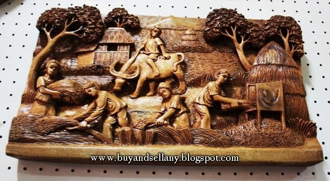 Buy And Sell Anything Filipiniana Collection Harvesting Rice