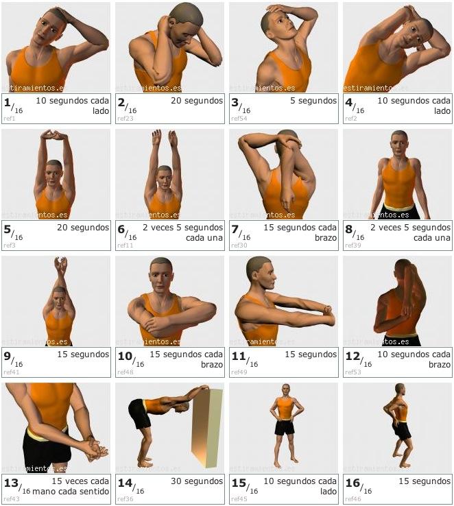 tendinitis brazo derecho ejercicios