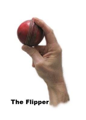 Flipper ball grip | Hoe to bowl in cricket | KreedOn