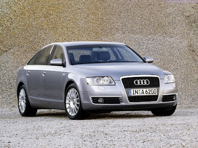 Audi A6 Standard Resolution Wallpaper 1