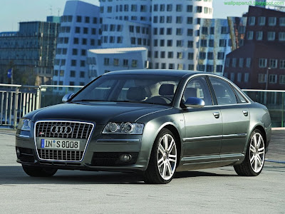 Audi S8 Standard Resolution wallpaper 8