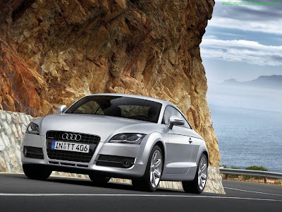 Audi TT Standard Resolution wallpaper 3